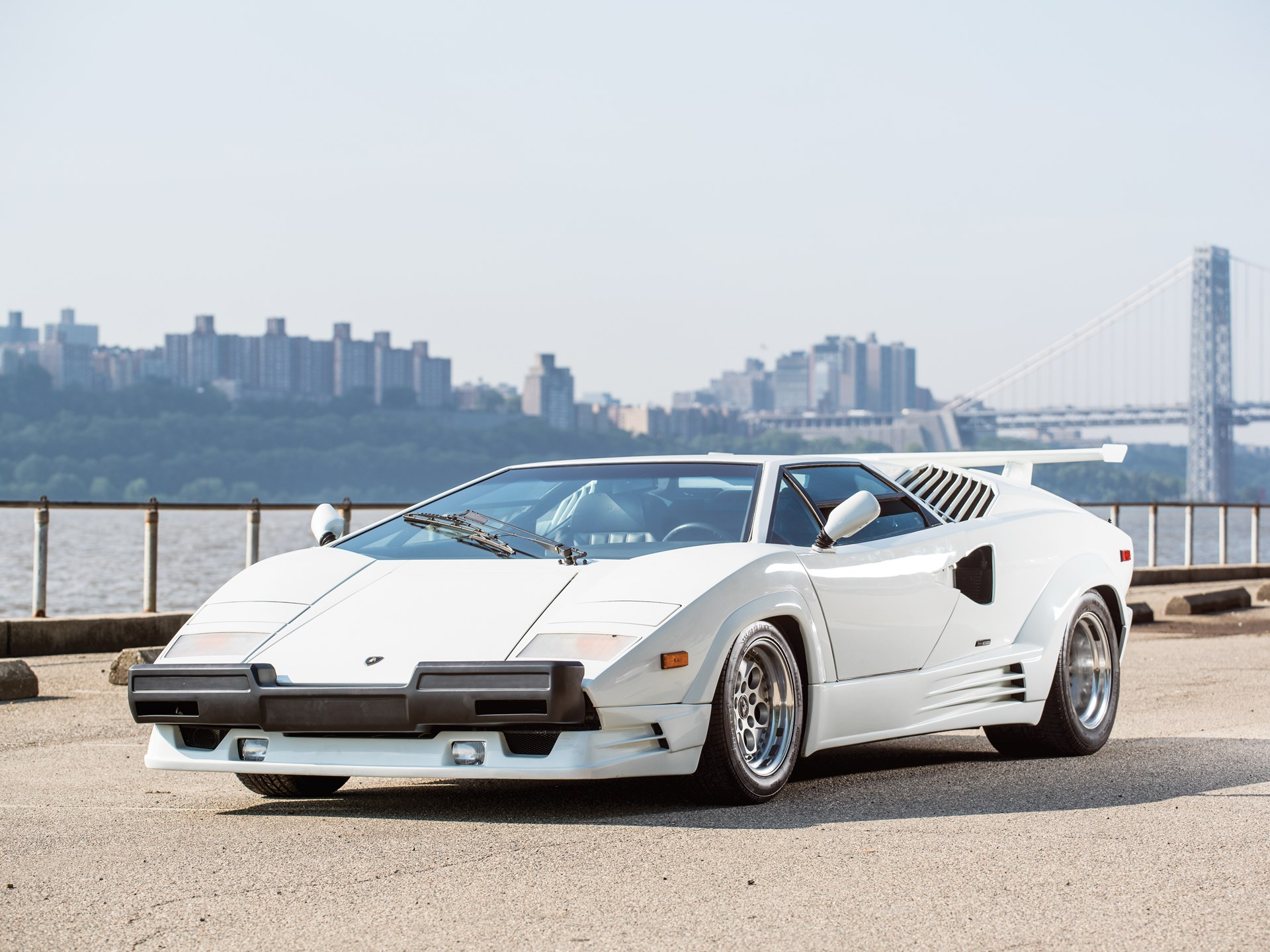 RM Sotheby\'s - 1989 Lamborghini Countach 25th Anniversary | Monterey ...