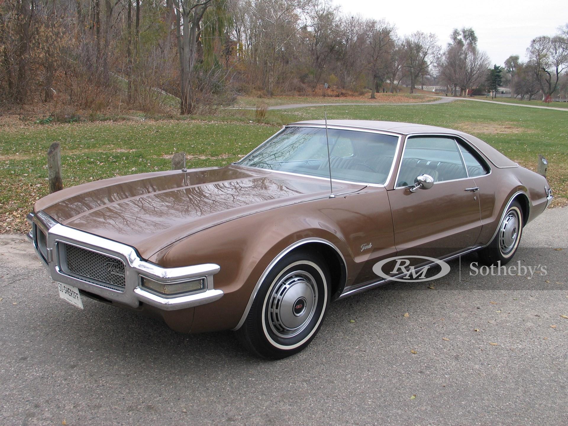 1968 Oldsmobile Toronado Buford Pusser's 2D