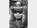 1979 McLaren M24B Indianapolis  - $Johnny Rutherford prepares to race his McLaren M24B at the Gould Twin Dixie 125, April 22, 1979.