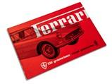 Ferrari 250 Granturismo Coupé Pininfarina Brochure, Italian - $