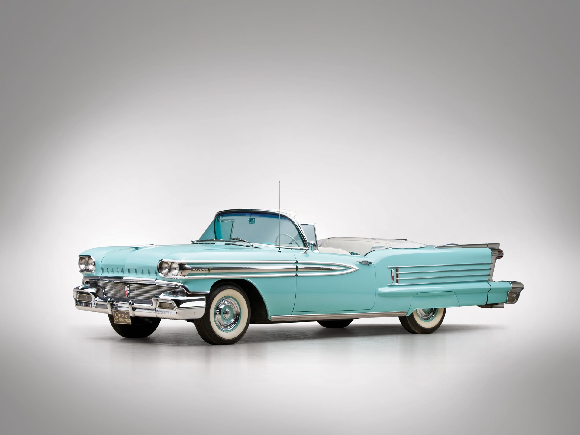 RM Sotheby's - 1958 Oldsmobile Super 88 Convertible | The John