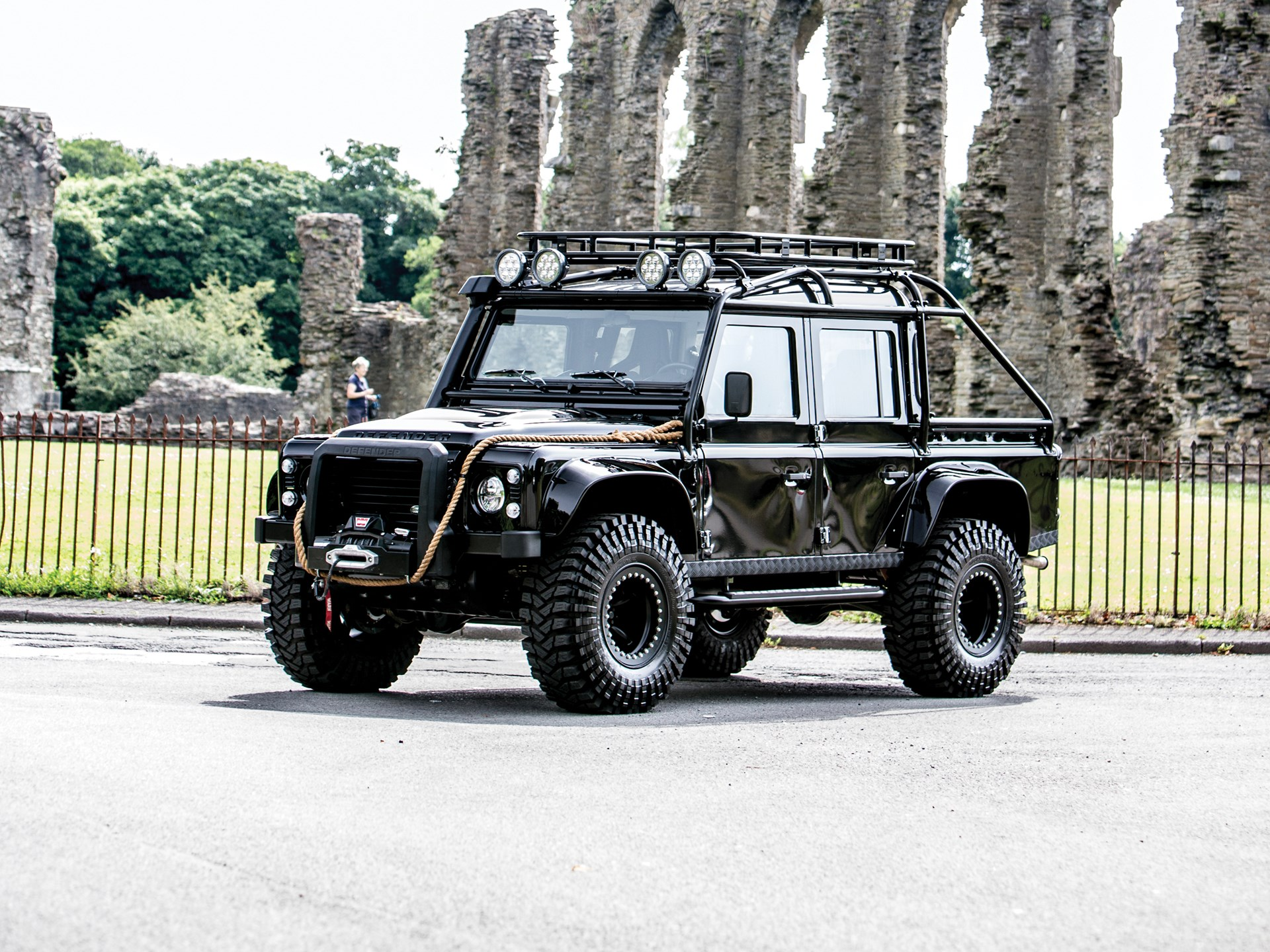 ecd your today automotive defender land rover design landrover build tuki page custom heritage front buy