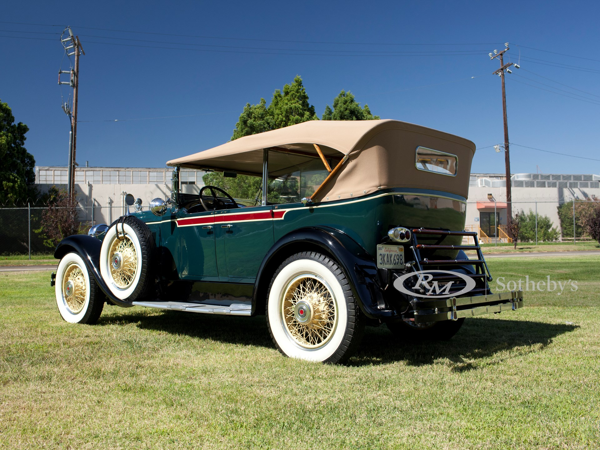 1928 Packard Six Five-Passenger Phaeton  -