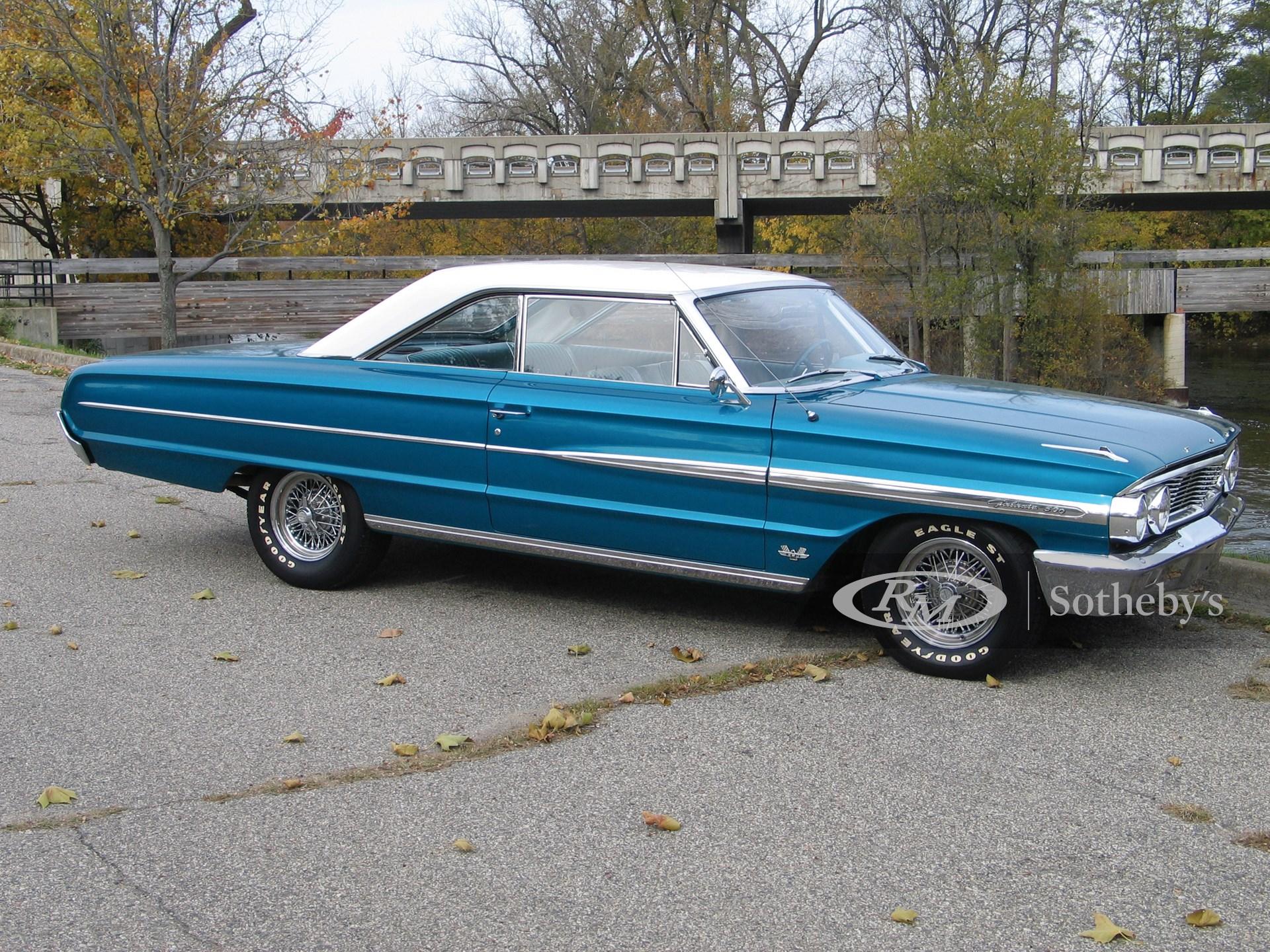1964 Ford Galaxie 500 Two Door Hardtop
