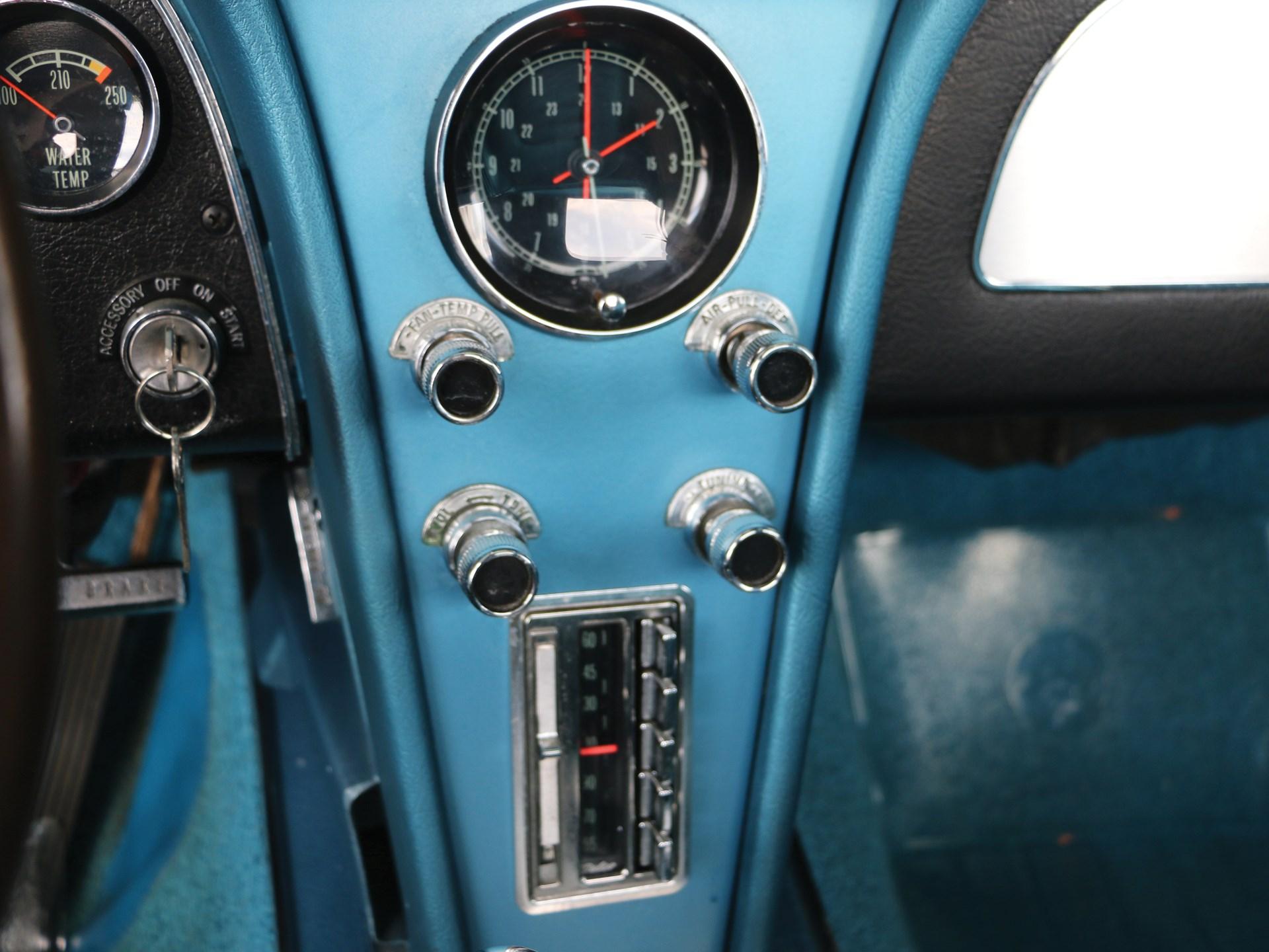1966 Chevrolet Corvette Sting Ray 427/425 Convertible