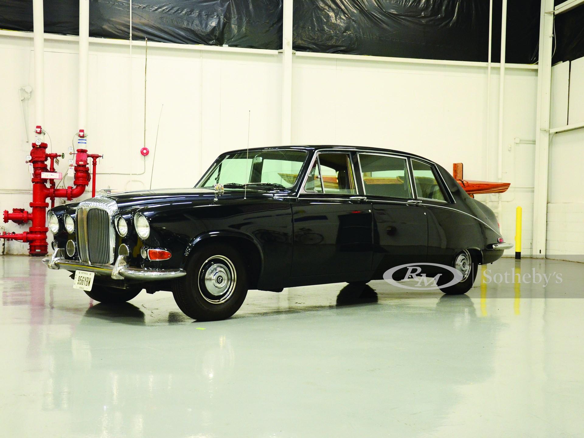 1962 Daimler Four-Door