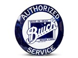 Buick Authorized Service Sign - $