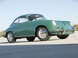 1963 Porsche 356 B 1600 Super Coupe by Karmann - $