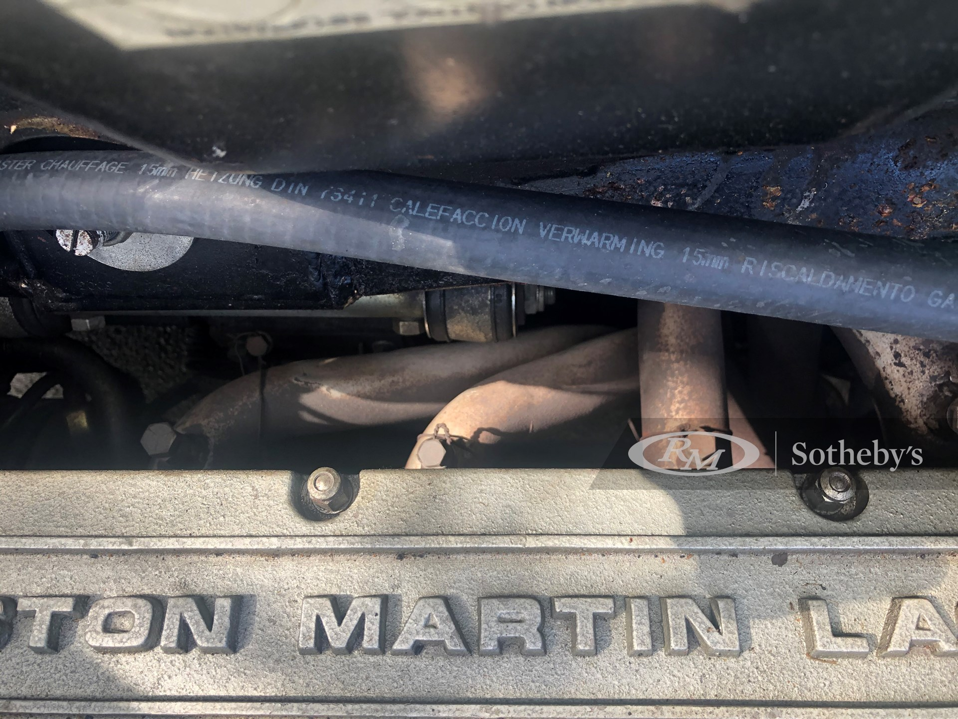 1977 Aston Martin V8 Series III  -