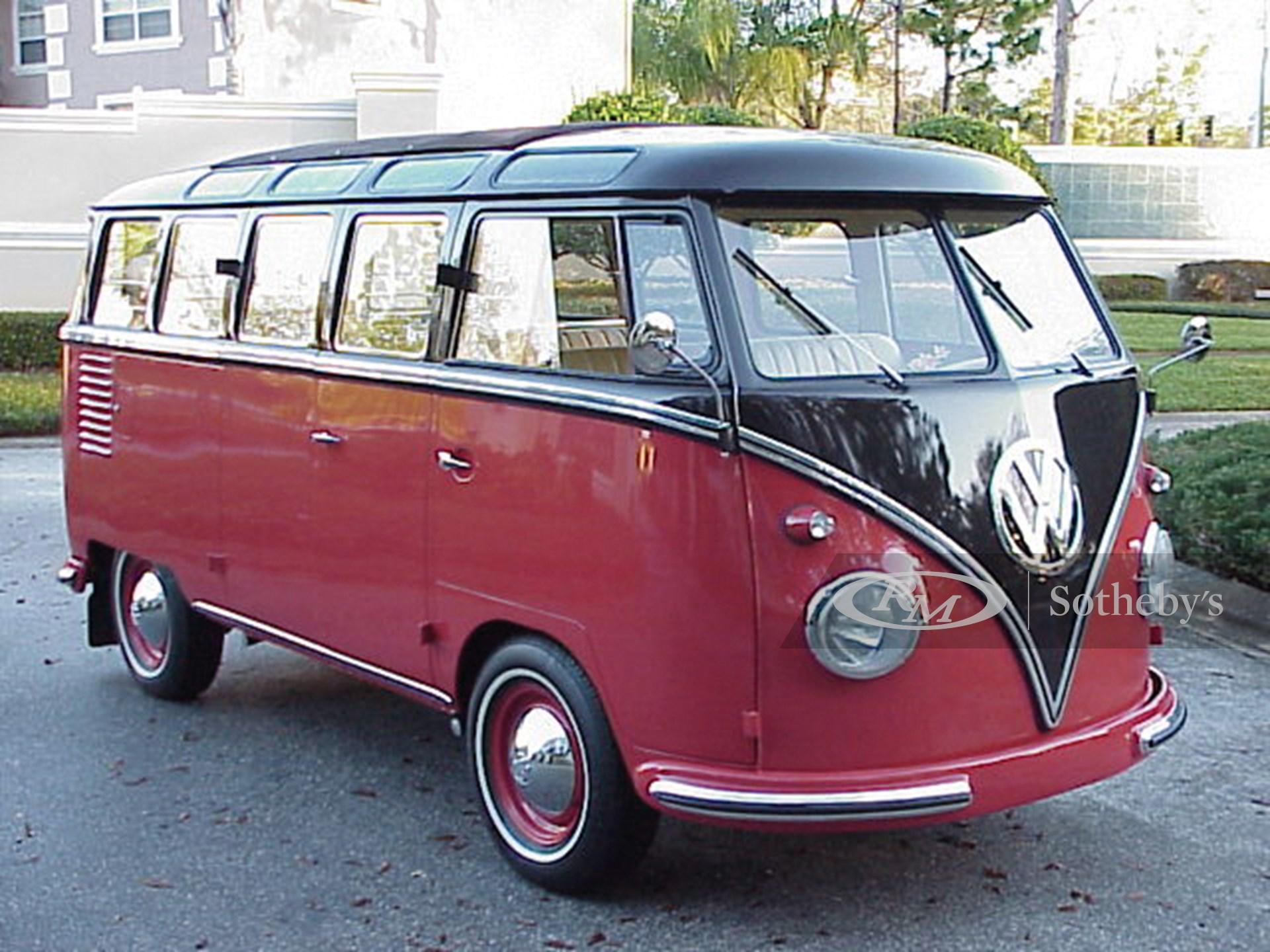 1956 Volkswagen 23 Window Microbus  -