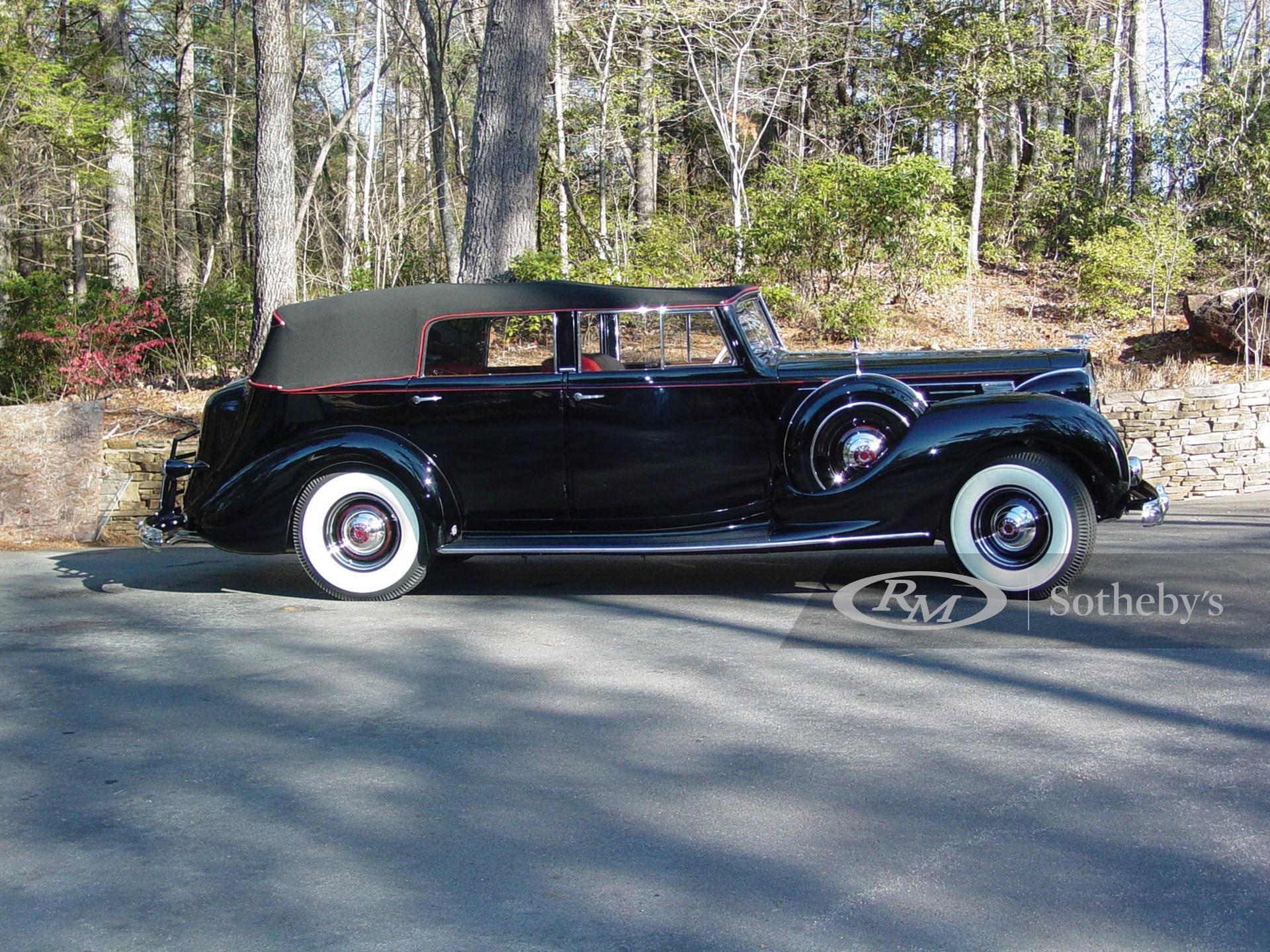 1938 Packard Twelve Model 1608 Conv.