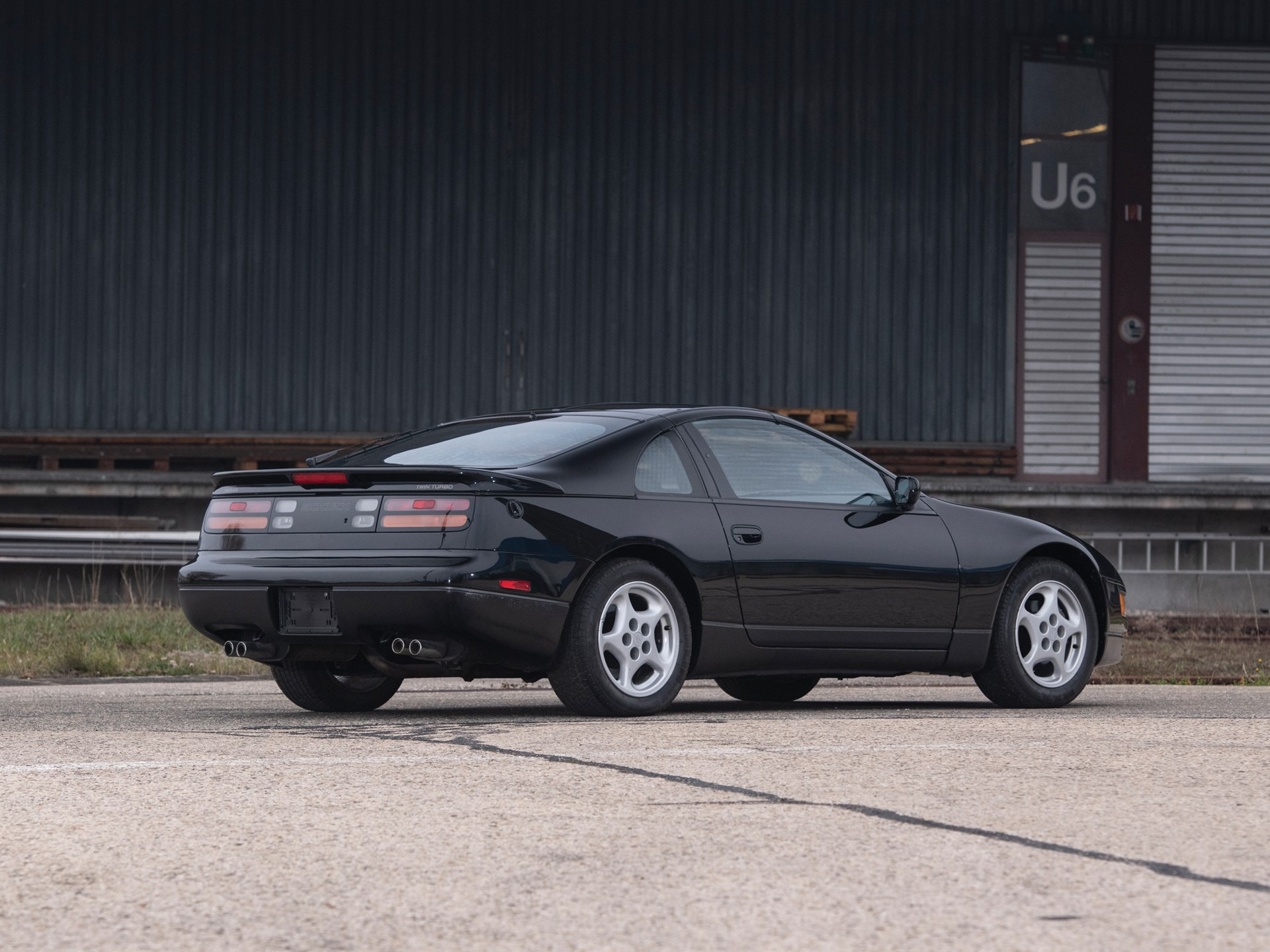 RM Sotheby's - 1991 Nissan 300ZX Twin Turbo | Fort