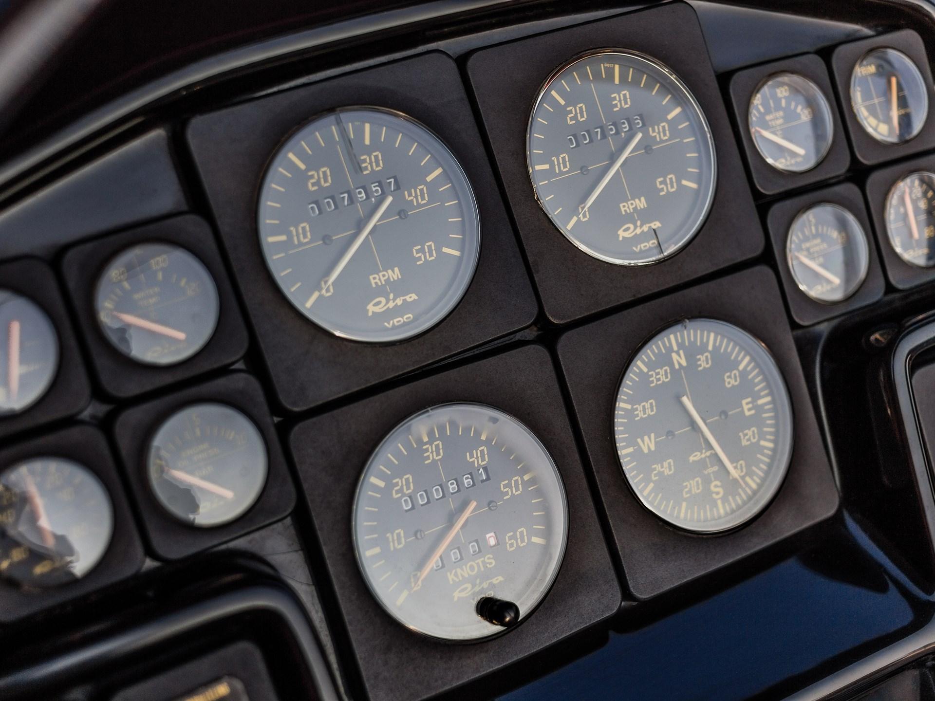 1990 Riva Ferrari 32