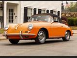 1965 Porsche 356 C Cabriolet by Reutter - $
