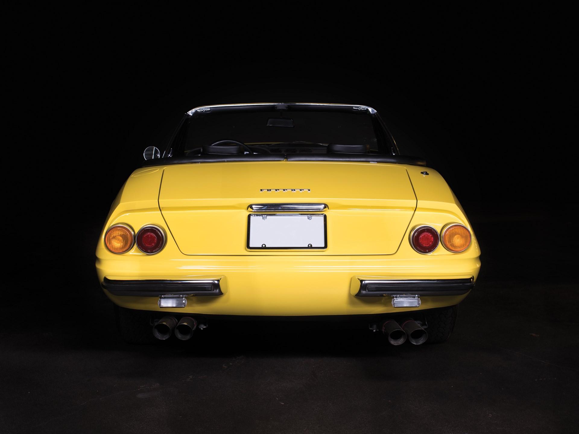 1973 Ferrari 365 GTS/4 Daytona Spider