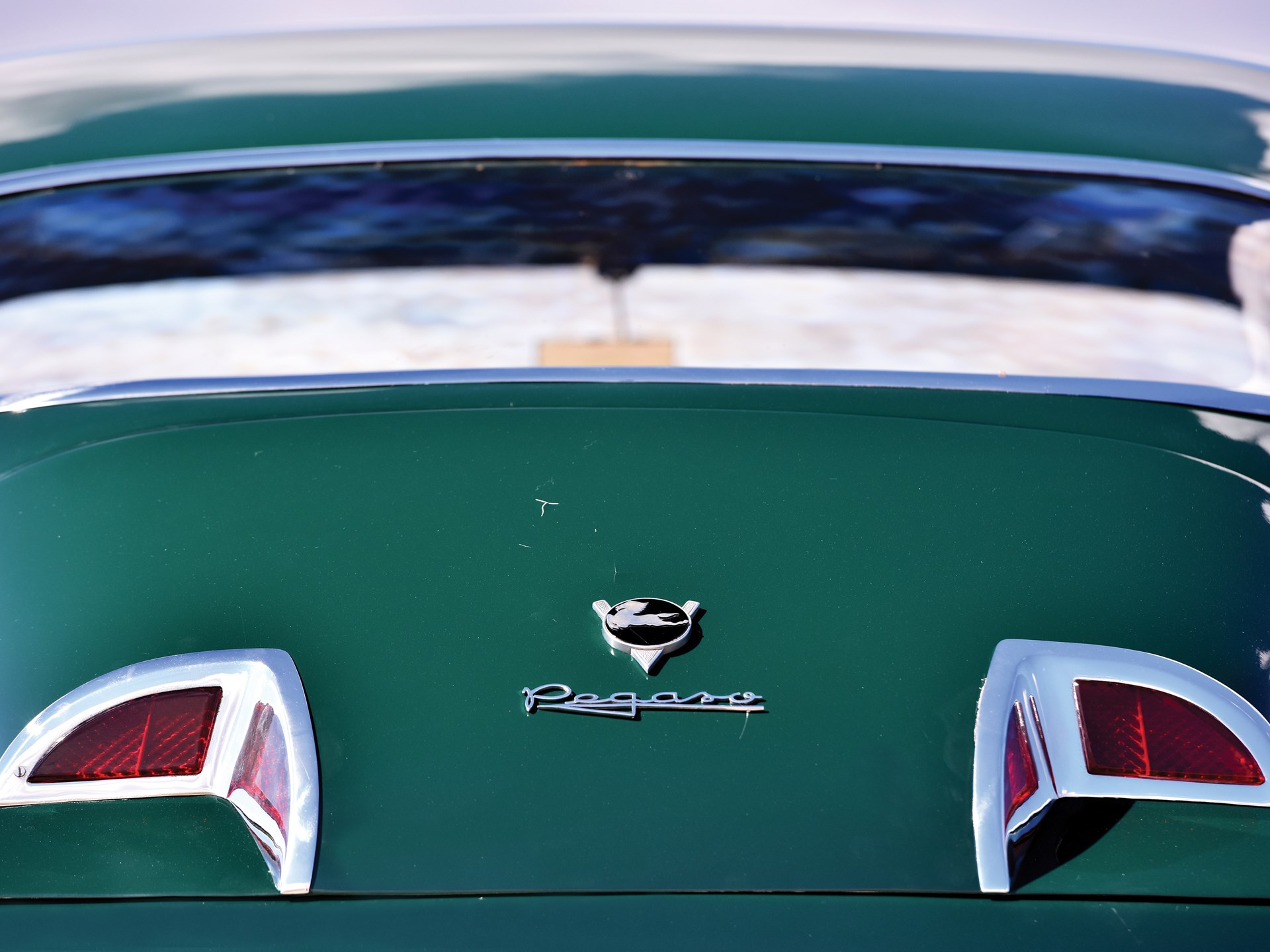 RM Sotheby's - 1954 Pegaso Z-102 3 2 Berlinetta by Touring