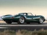 1966 Jaguar XJ13 Replica by Tempero - $