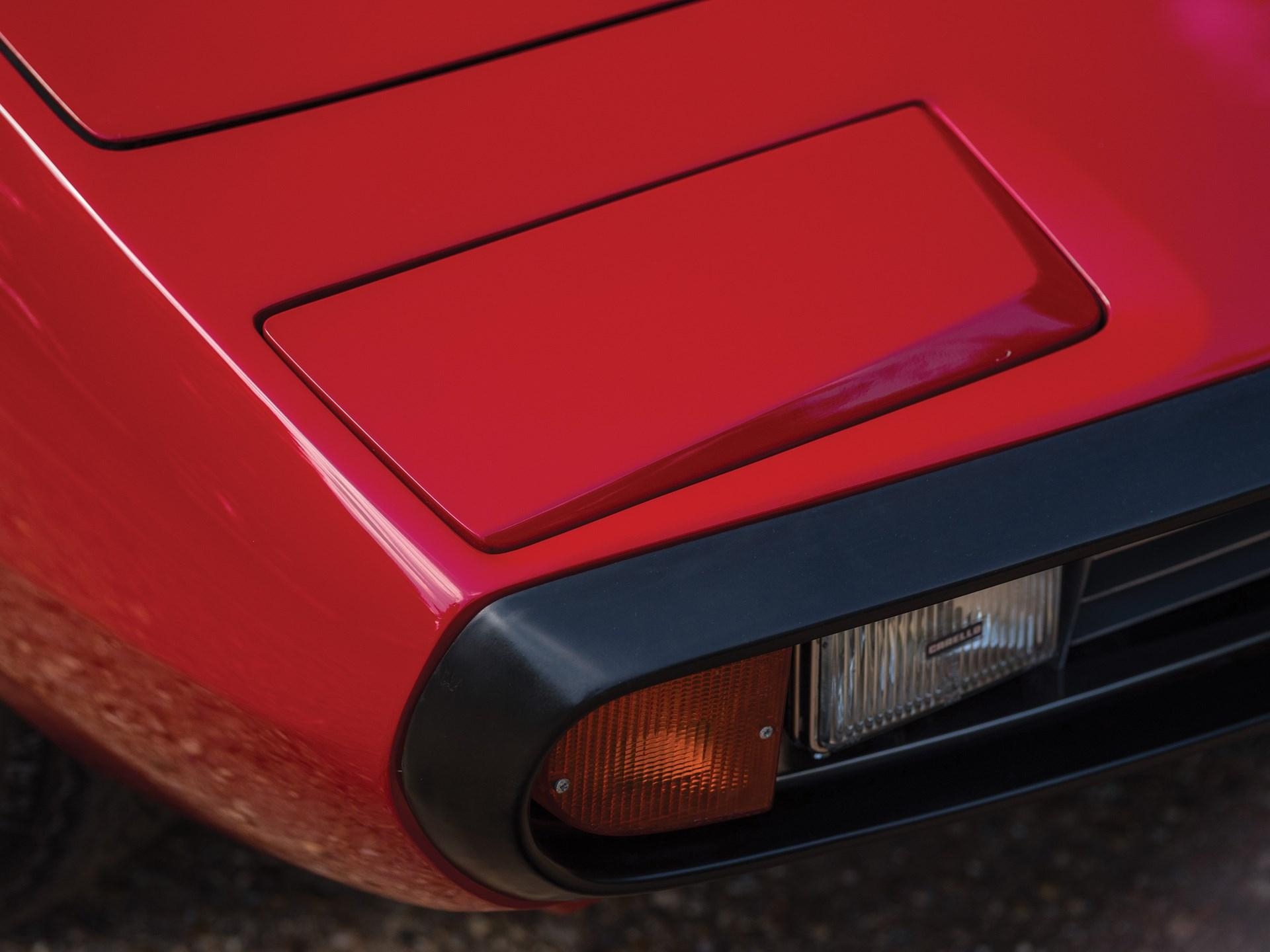 1972 Ferrari 365 GTC/4 by Pininfarina