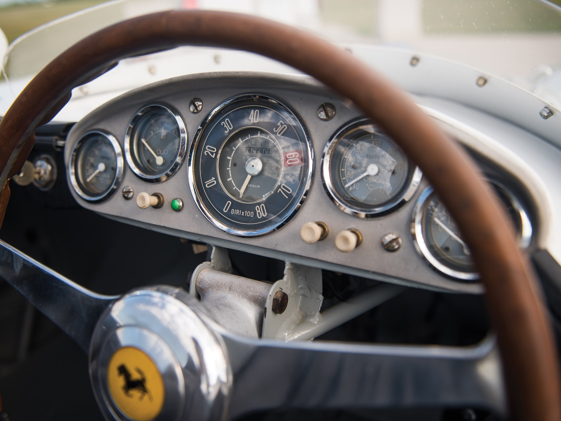 1955 Ferrari 750 Monza Spider by Scaglietti