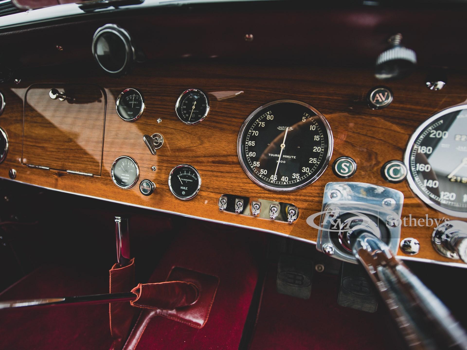 1939 Bugatti Type 57C Stelvio by Gangloff -