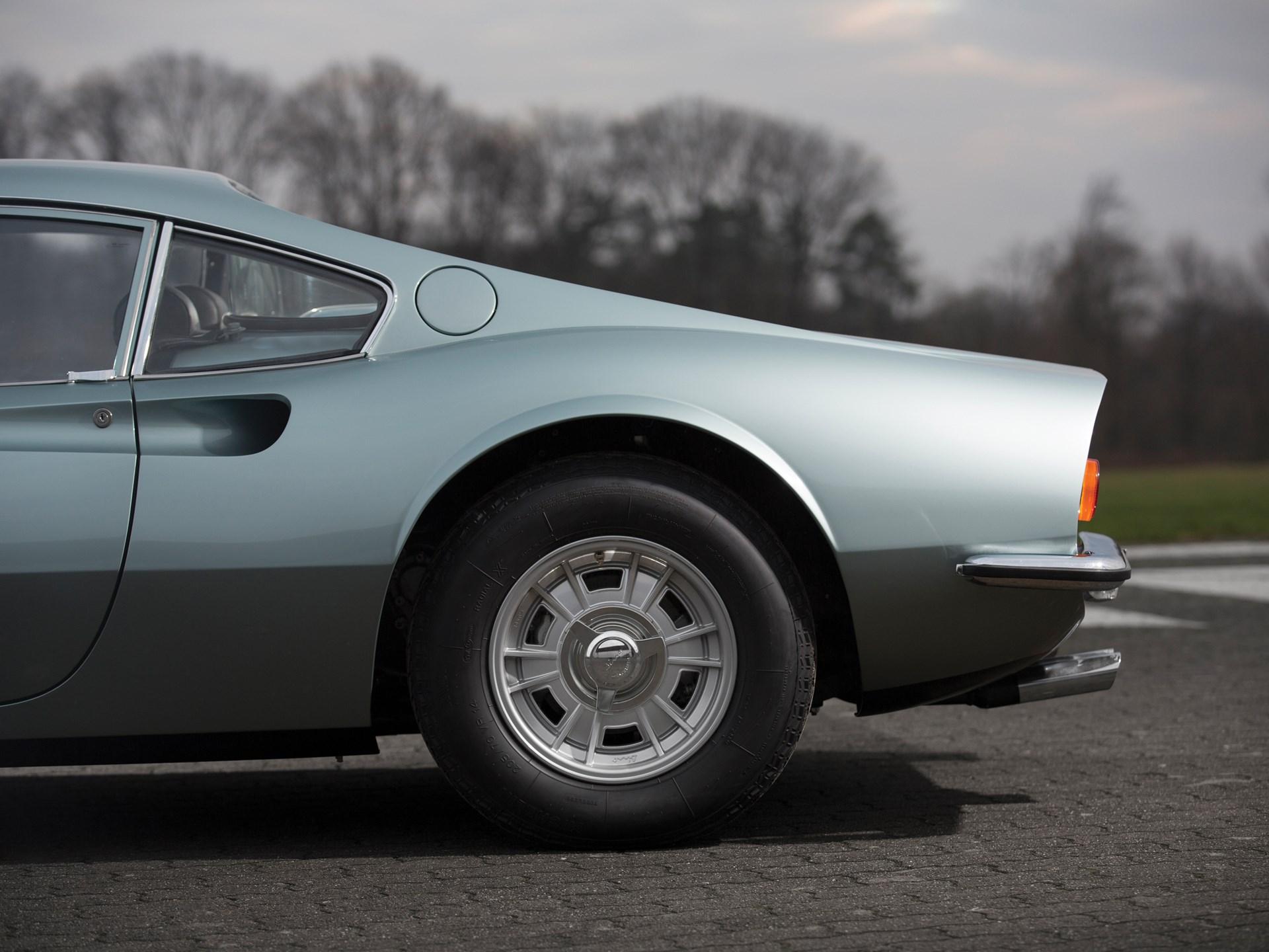 1970 Ferrari Dino 246 GT 'L-Series' by Scaglietti