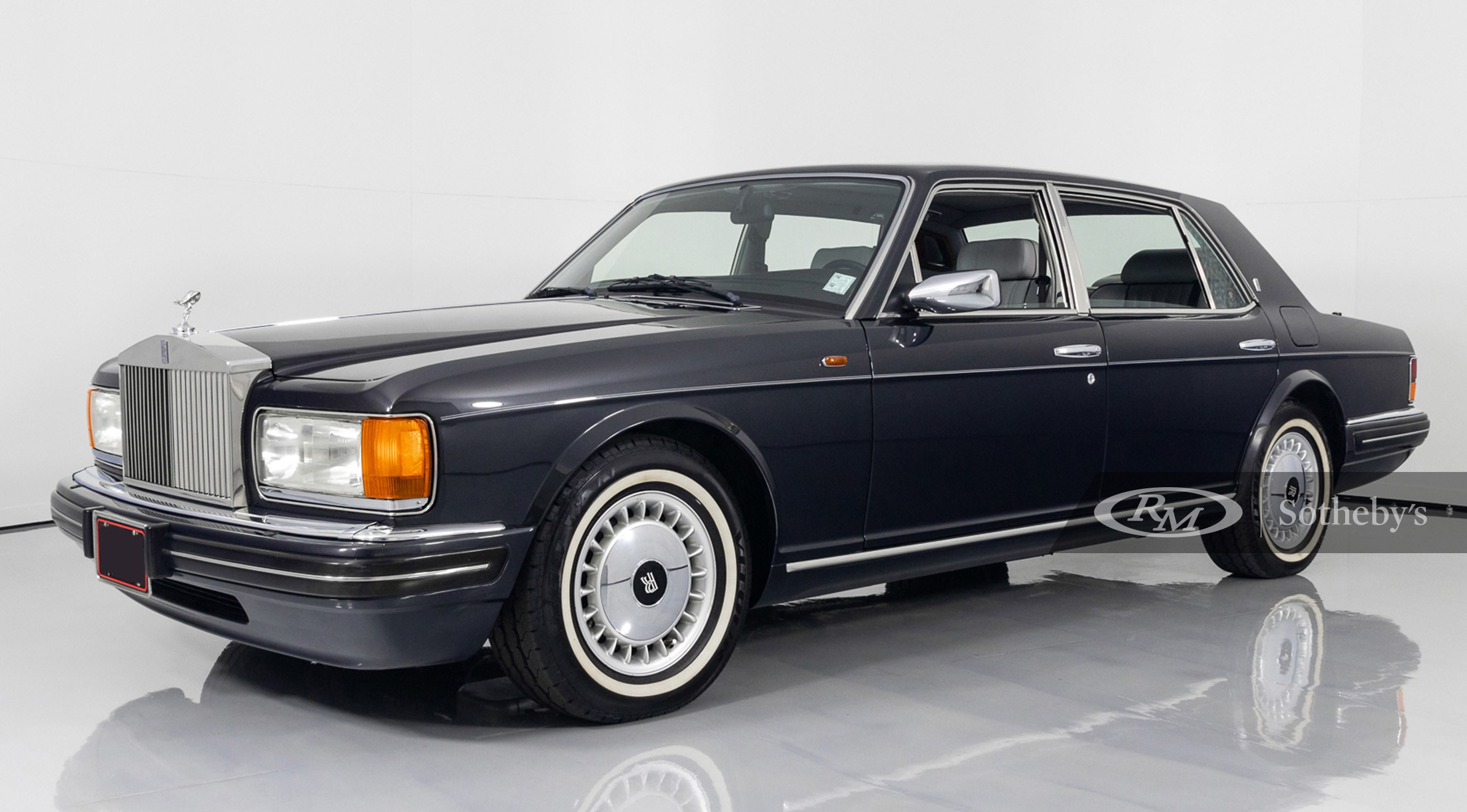 RM Sotheby's, 1997 Rolls-Royce Silver Spur