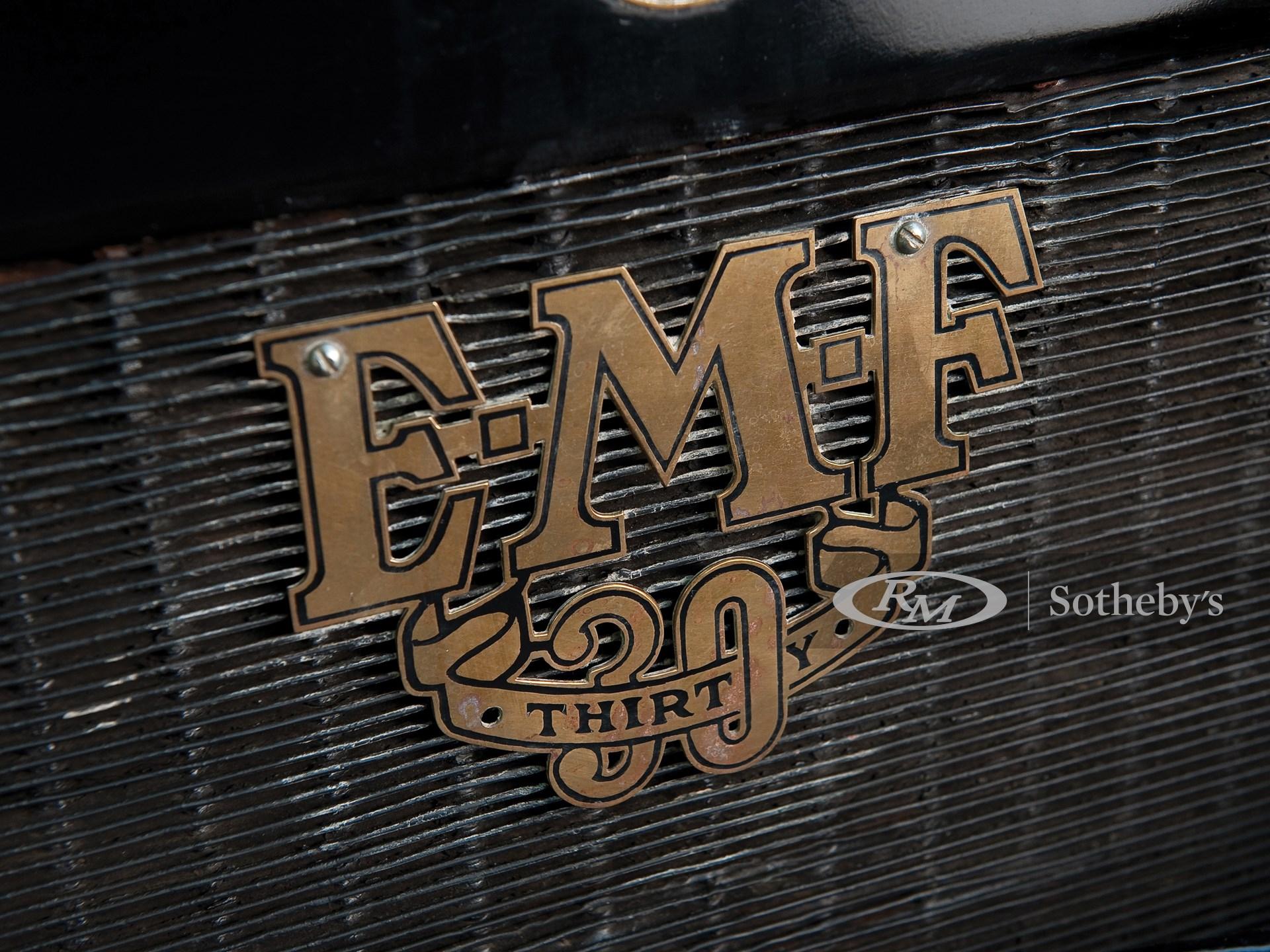 1911 E-M-F 30 Coupe