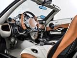 2018 Pagani Huayra Roadster  - $