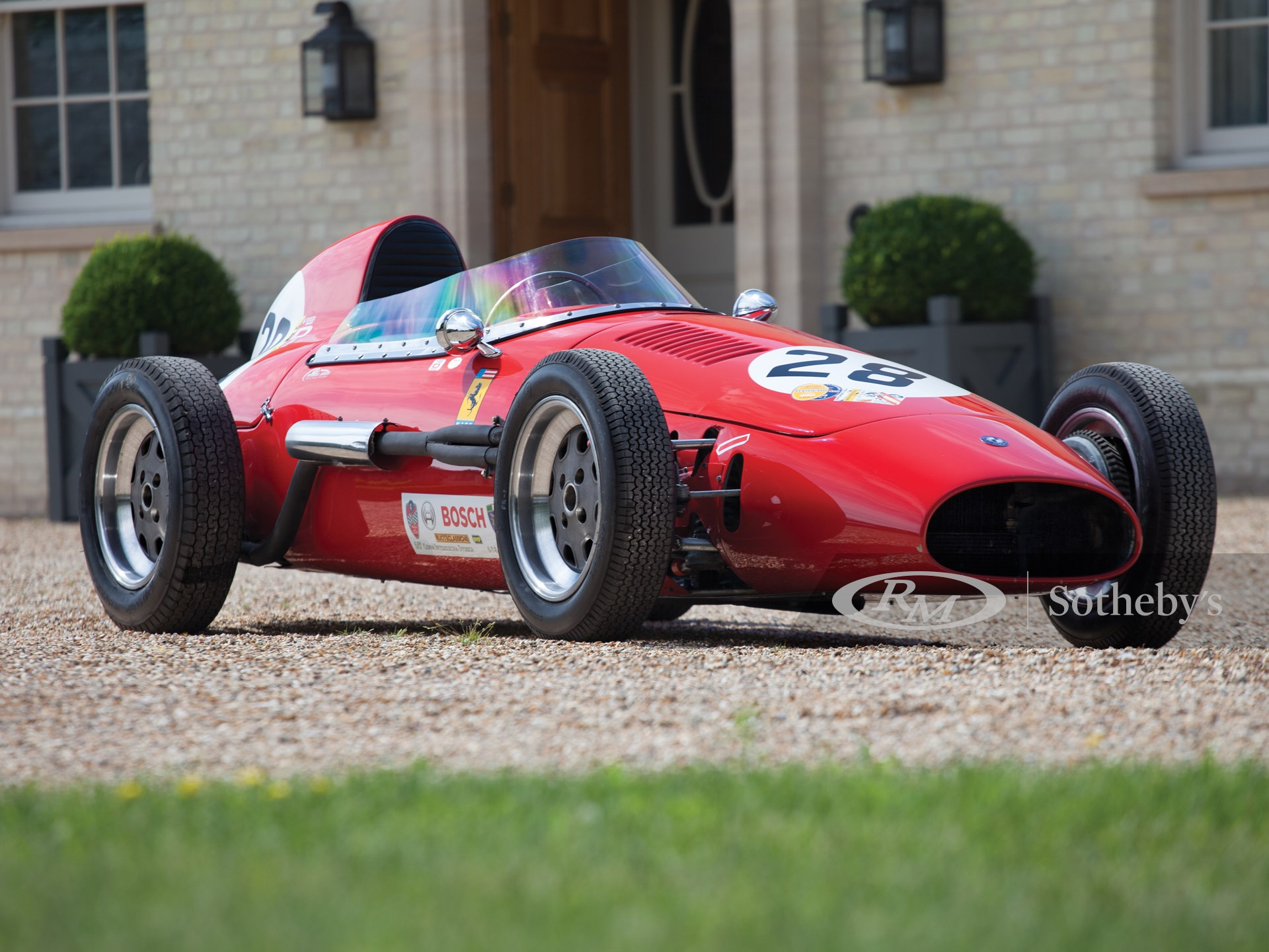 1959 OSCA Tipo J Formula Junior