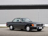 1988 Mercedes-Benz 560 SL  - $