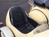 1980 Piaggio Vespa 200E with Sidecar  - $