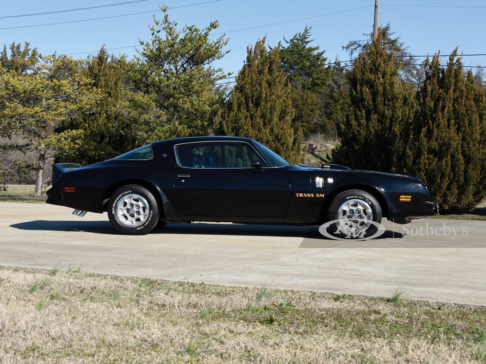 1976 Pontiac Trans Am  -