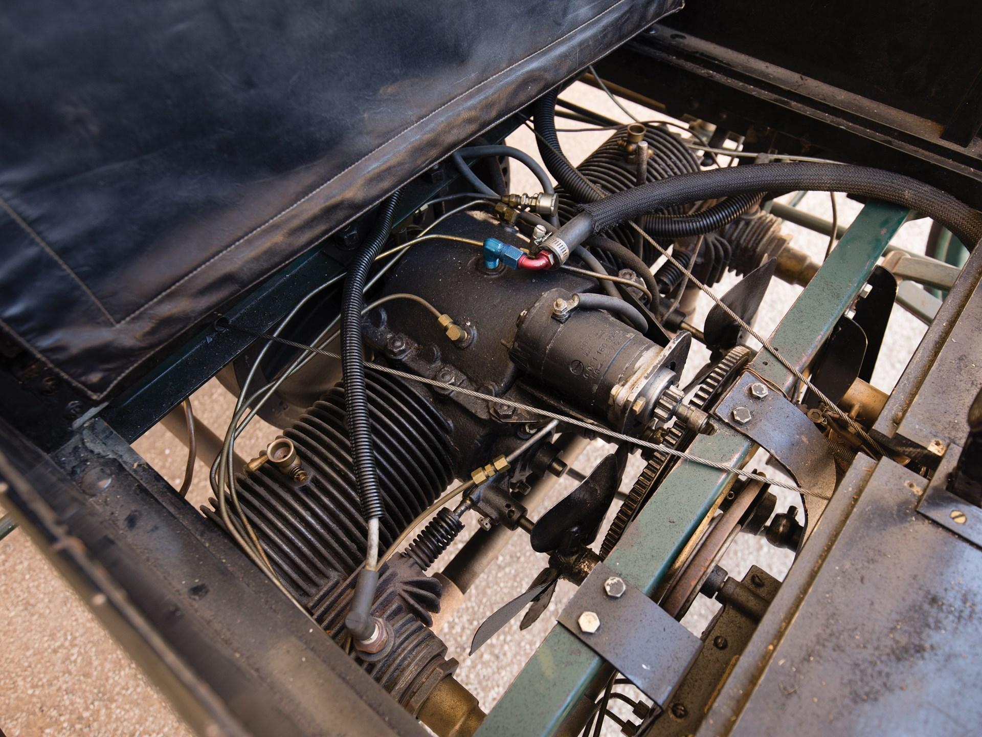 1909 Sears Model J Motor Buggy