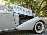 1934 Packard Twelve Individual Custom Sport Phaeton in the style of LeBaron - $