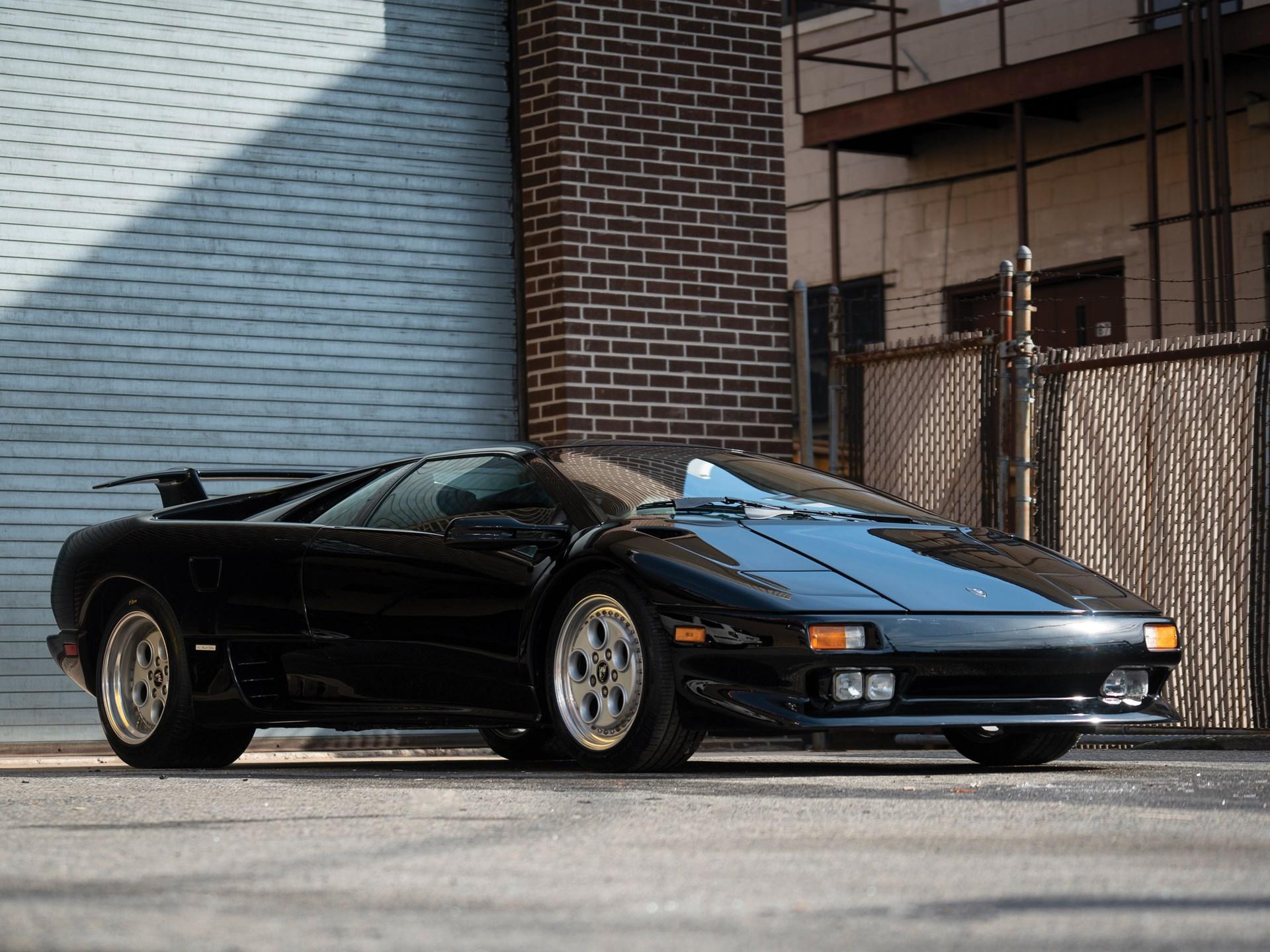 Rm Sotheby S 1991 Lamborghini Diablo Fort Lauderdale 2019