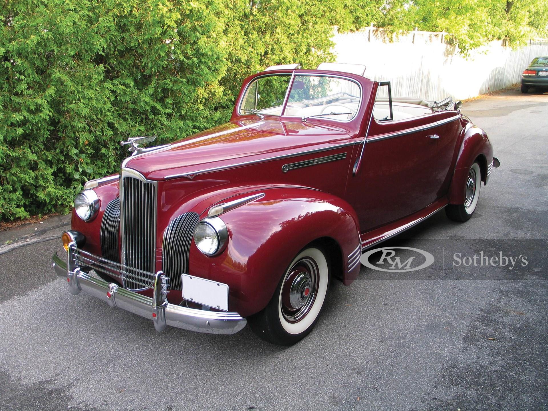 1941 Packard 110 Convertible