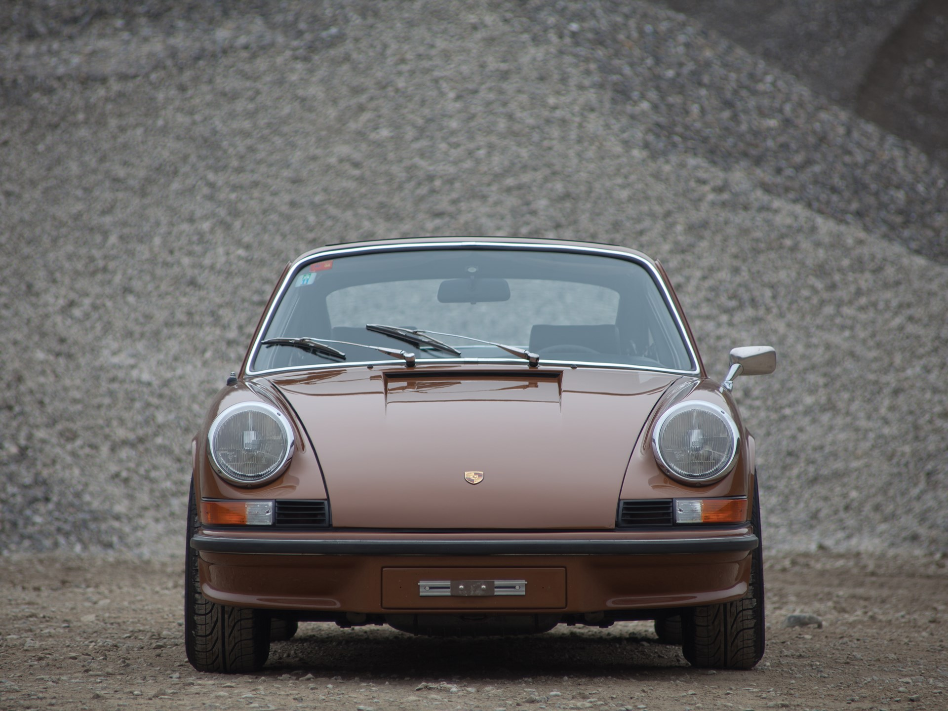 1973 Porsche 911 Carrera 2.7 RS Touring
