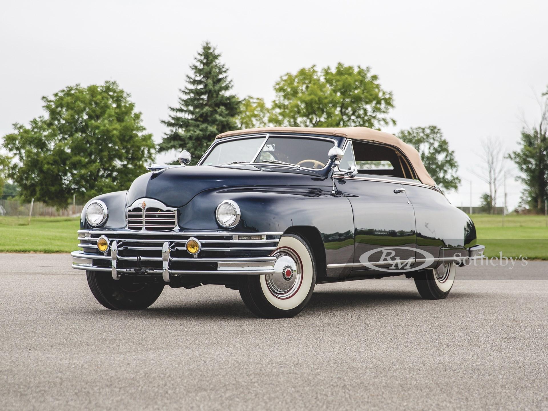 1948 Packard Convertible
