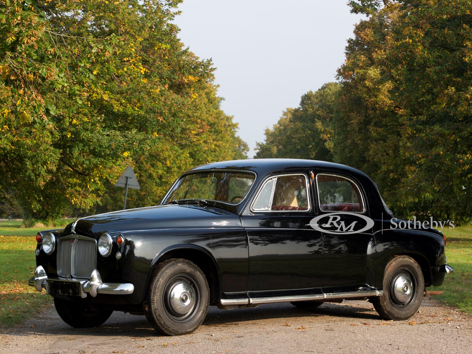 1964 Rover 95 Saloon