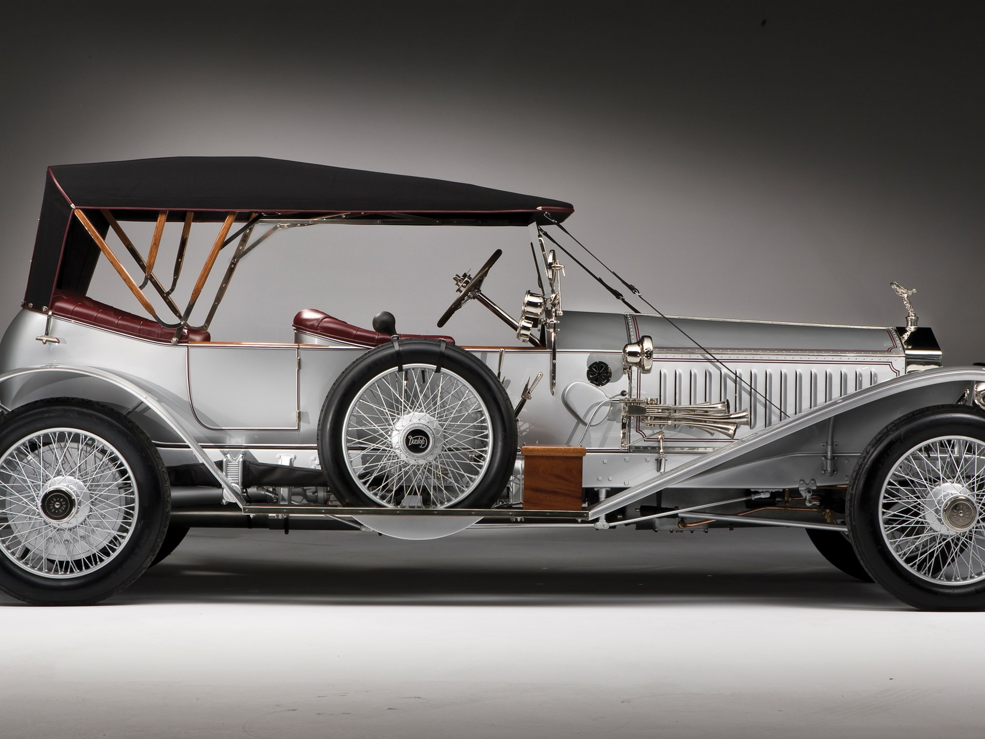 rm sotheby 39 s 1915 rolls royce 40 50 hp silver ghost. Black Bedroom Furniture Sets. Home Design Ideas