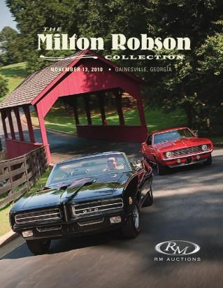 The Milton Robson Collection, 2010