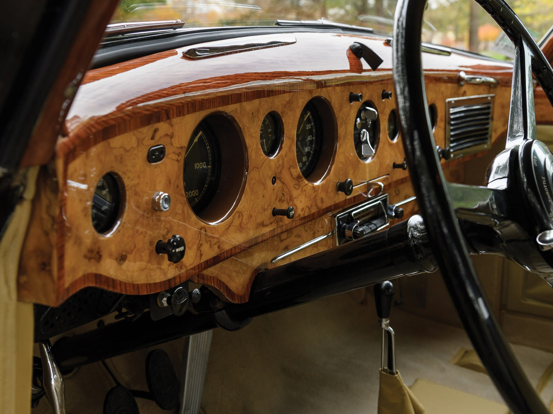 1954 Bentley R-Type Continental Fastback Sports Saloon by Franay