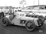 1927 Delage 15-S-8 Grand Prix  - $Louis Chiron and crew prepare his Delage for the 17th International 500-Mile Sweepstakes at the Indianapolis Motor Speedway, 1929