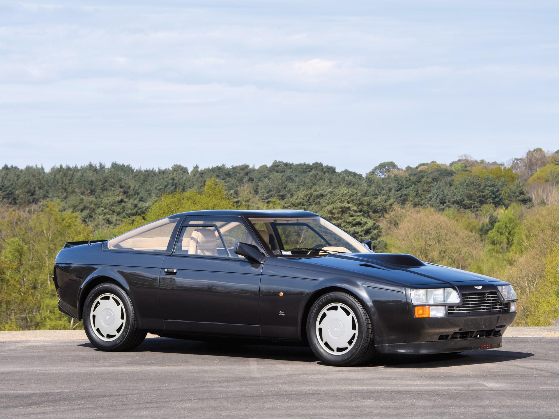 Aston Martin Vantage Zagato