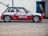 1986 Renault 5 Maxi Turbo  - $