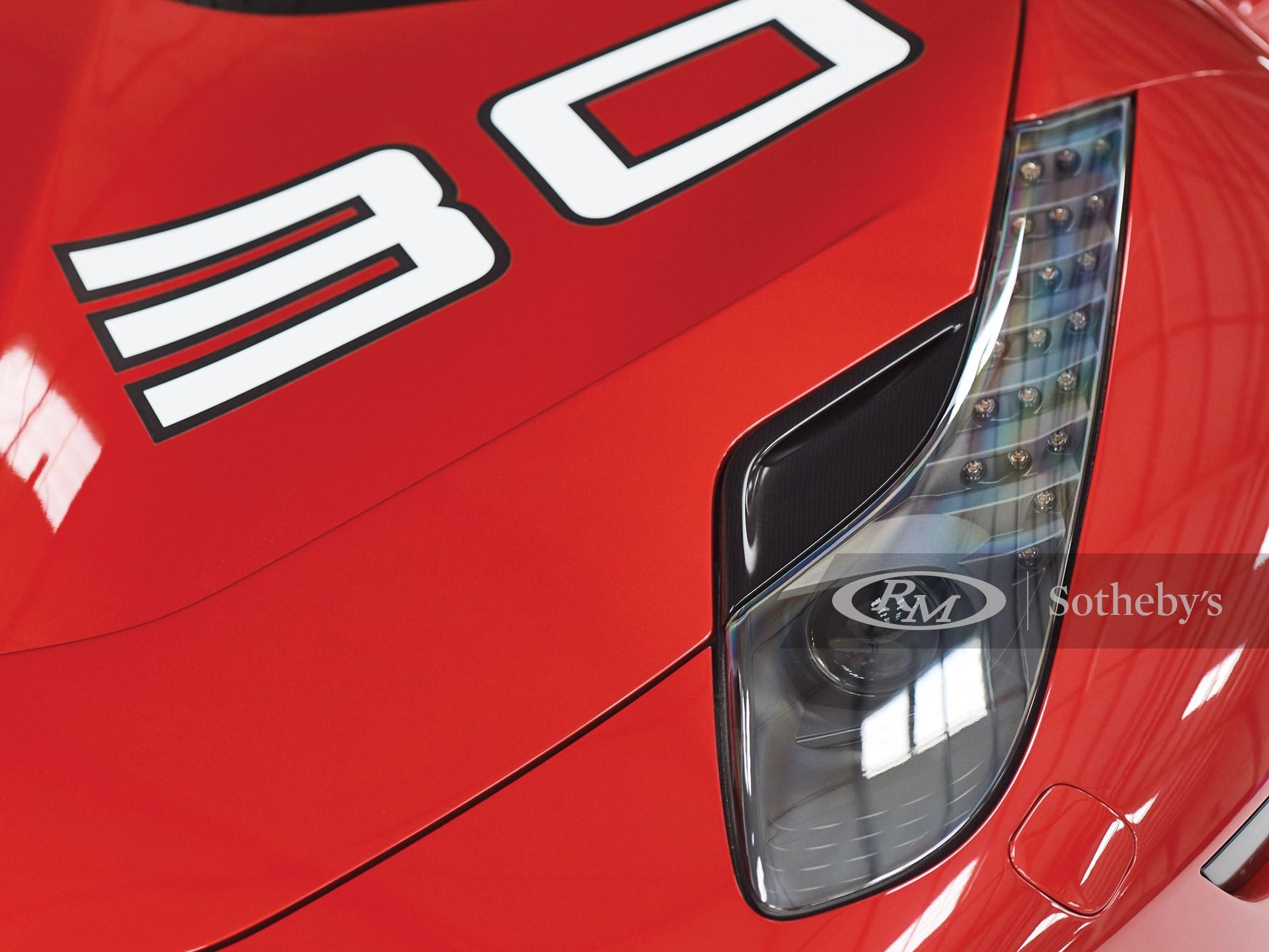 2011 Ferrari SP30  -