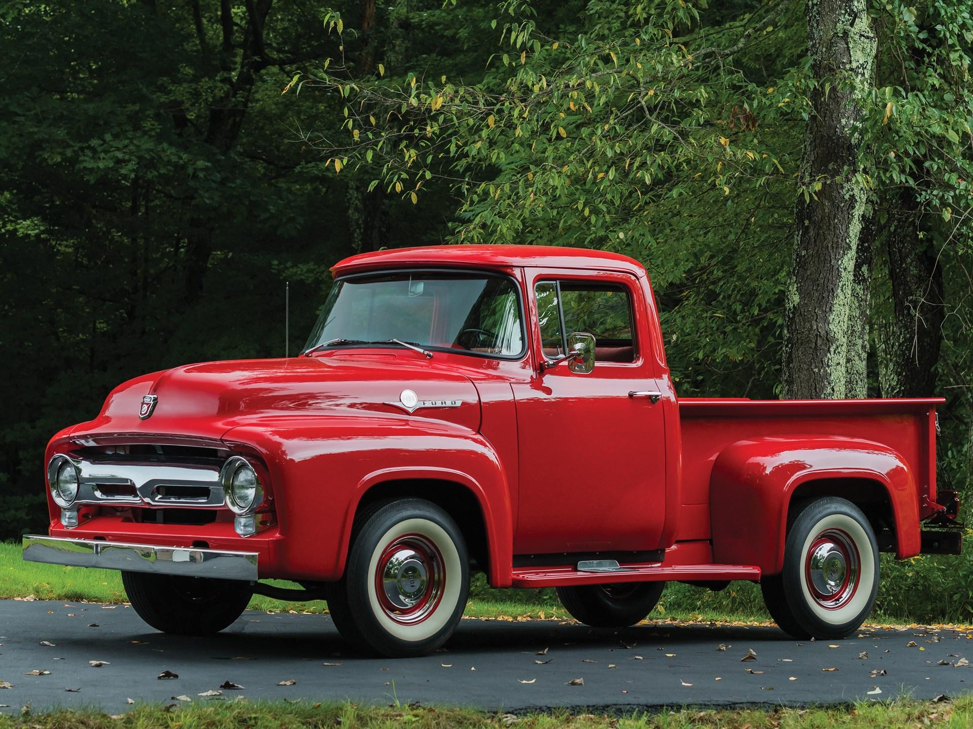 1956 ford f 100 pickup