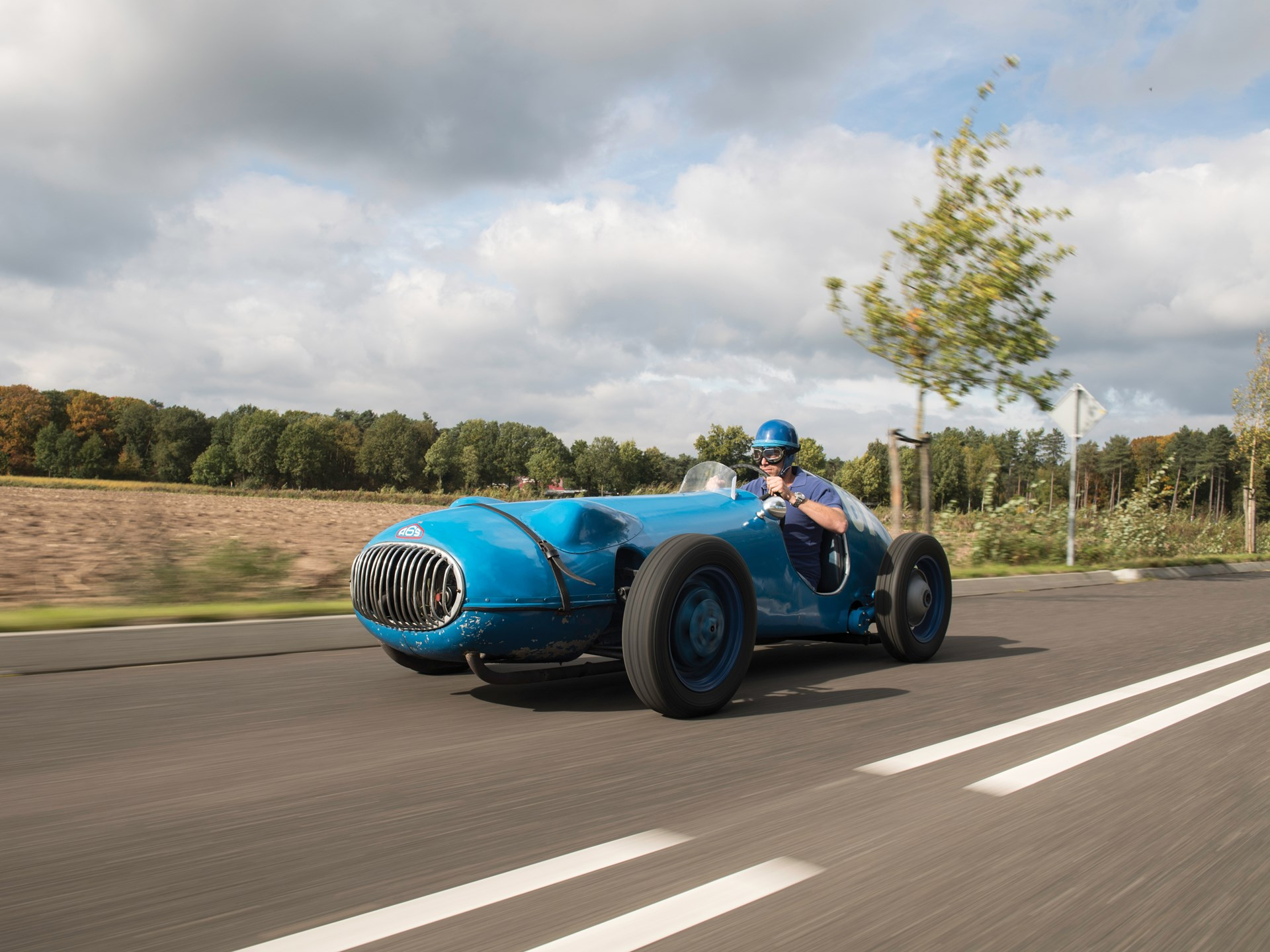 1950 AGS Panhard Monomill