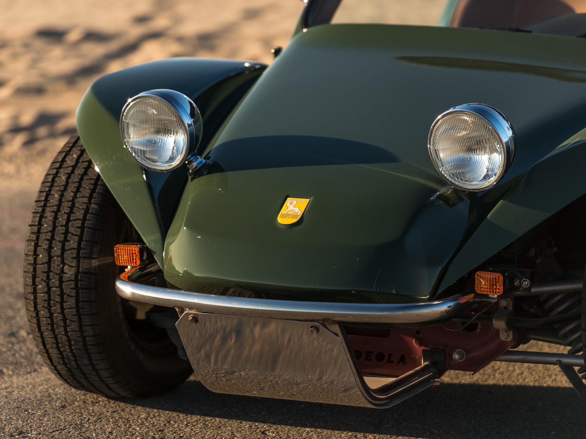 1965 Meyers Manxter 2+2