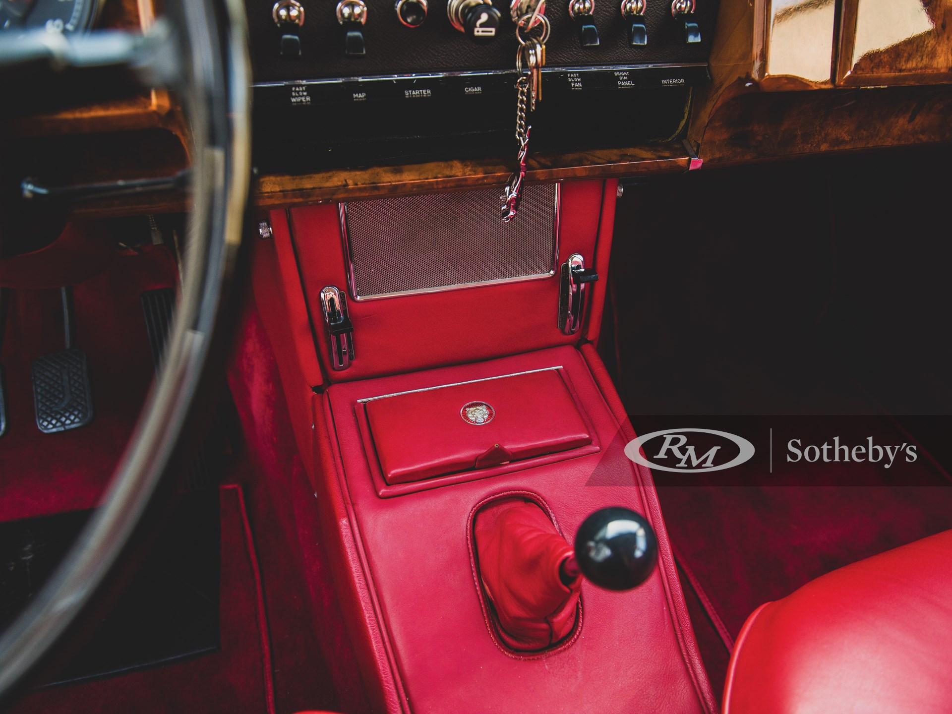 1966 Jaguar Mark 2 3.8  -